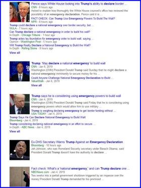 trump emergency declaration - google search - mozilla firefox 182019 12301 am
