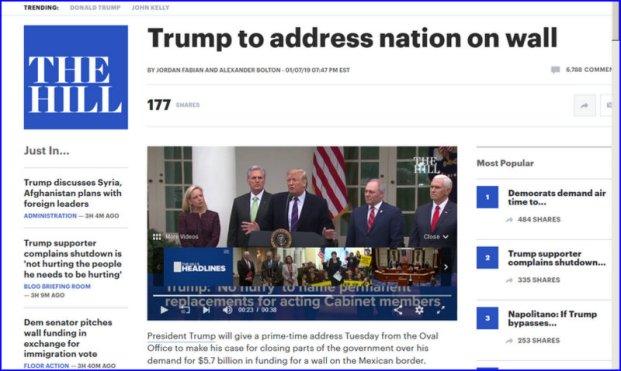 trump to address nation on wall thehill - mozilla firefox 182019 13040 am-001