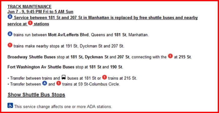 NYCT - Service Advisory - Mozilla Firefox 682019 20353 AM